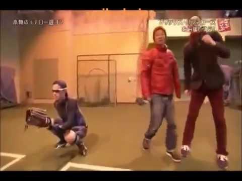 イチローサプライズ出演 浜田雅功仰天