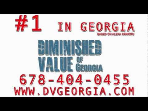 Georgia Diminished Value Auto