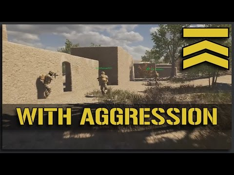 With Aggression - Squad Alpha v9 Squad Leader Full Match