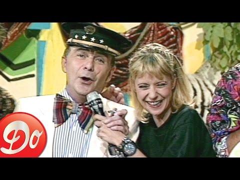 Club Dorothée : chenille géante avec Bézu ! (1989)