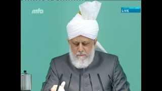 2012-11-09 Finanzielle Opferbereitschaft der Ahmadiyya Muslim Jamaat