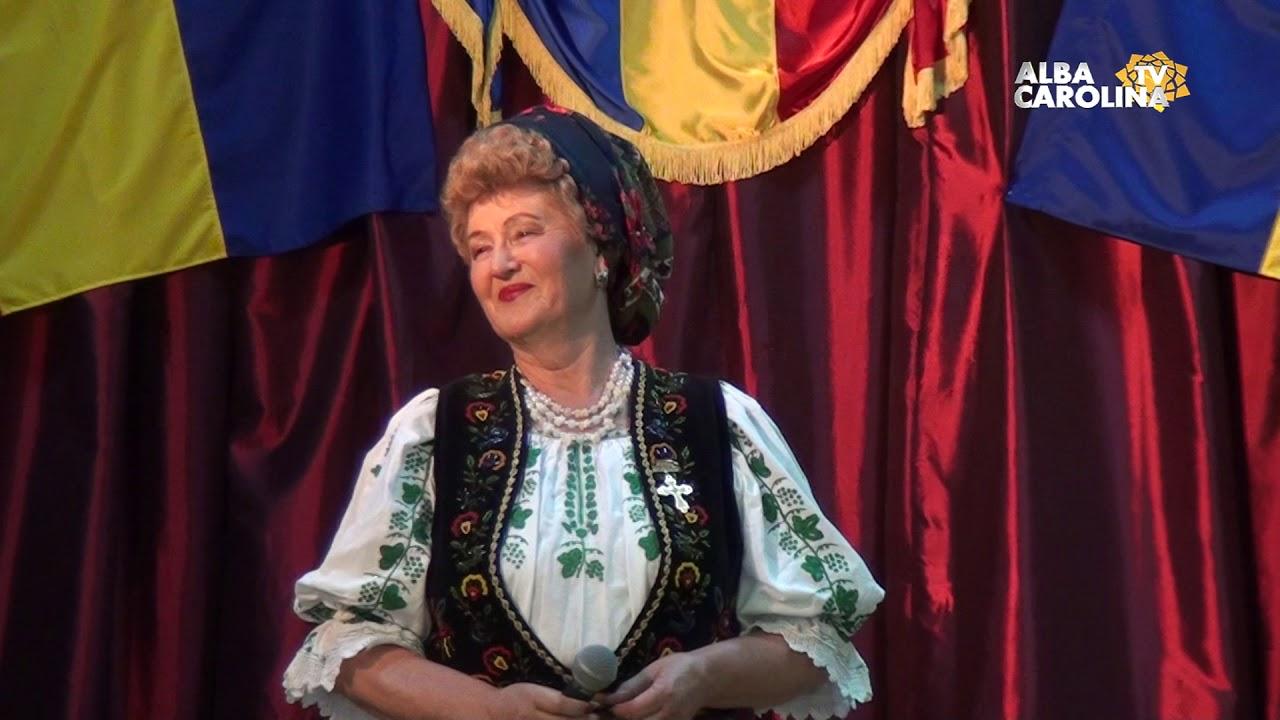 Veta Biriș, Recital la Craciunelu de Jos