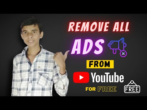 Remove All Ads From Youtube For Free!