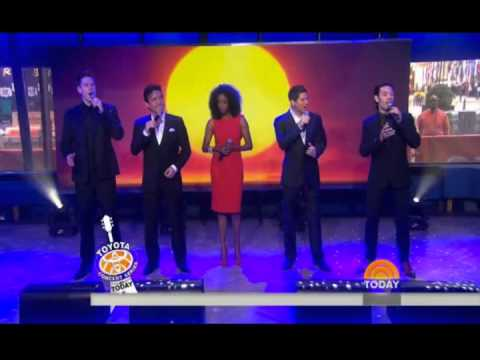 Il divo heather heatley can you feel the love tonight - Il divo man you love ...