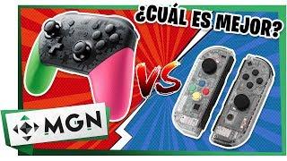 Joy-Con Vs Pro Controller: La Batalla Del Siglo ¿Cuál Es Mejor? | MGN