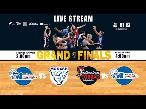 VIC State League Volleyball - Premier Grand Finals