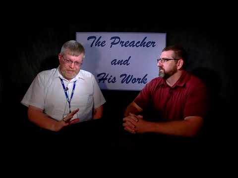 Preacher and His Work - PTP Edition - Russell Kline