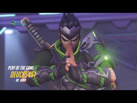 Overwatch The Power of Positivity
