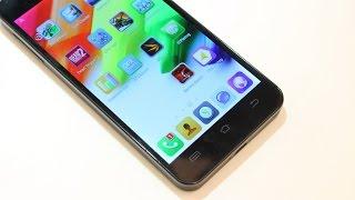 Обзор смартфона Jiayu G4S