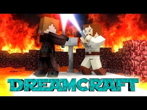 "Minecraft | Dream Craft - Star Wars Modded Survival Ep 65 ""THE GREAT WAR"""