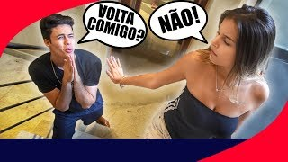 TENTEI VOLTAR COM MINHA EX NAMORADA E A RESPOSTA ME SURPREENDEU! thumbnail