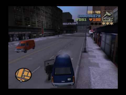 Gta 3 PS2 the getaway Walkthrough mission 11