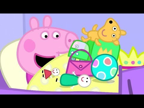 Peppa Pig Full Episodes | The Toy Cupboard | Cartoons for Children