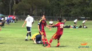 Real Salt Lake-Arizona Elite 37th Annual NHB Cup Highlights | September 5 & 6, 2015
