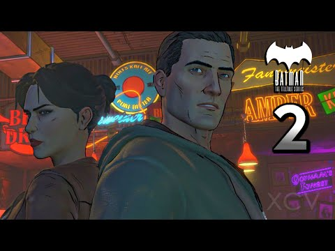 BATMAN: The Telltale Series · FULL Episode 2: 'Children of Arkham' Gameplay Walkthrough | PS4 PC XB1