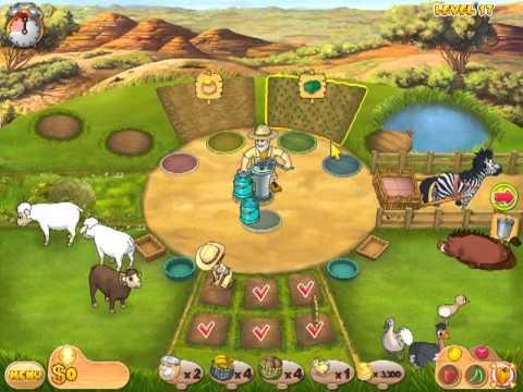 Farm Mania: Hot Vacation - Level 16 & 17 (Arcade Mode)  