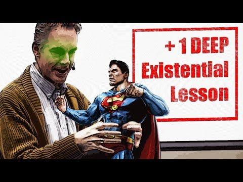 How Superman went Total Lame - Prof. Jordan Peterson