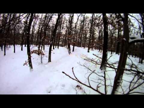 Ghost HTX Actinum 2972 - winter testing