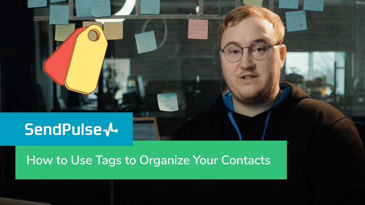 How to Use Tags to Organize Your Contacts