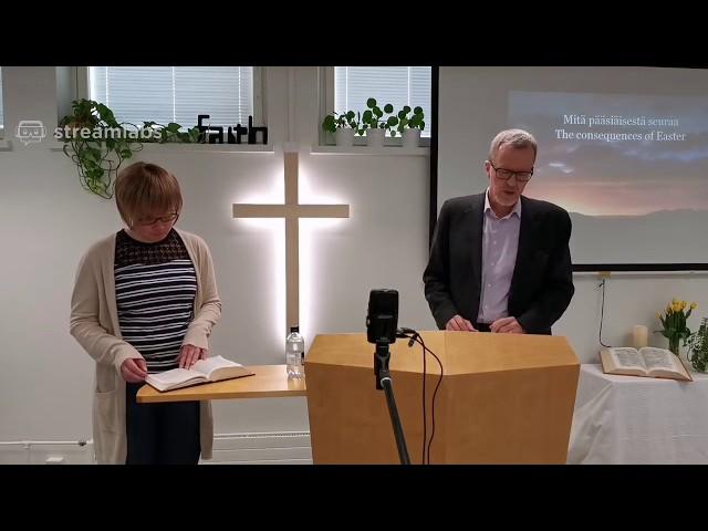 Sunnuntai / Sunday 26.4.2020 - Mitä seuraa pääsiäisestä?