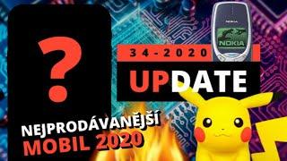 NEJPRODÁVANĚJŠÍ MOBIL ROKU 2020 !?