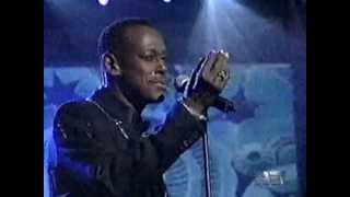 WAIT FOR LOVE live performance by Luther Vandross