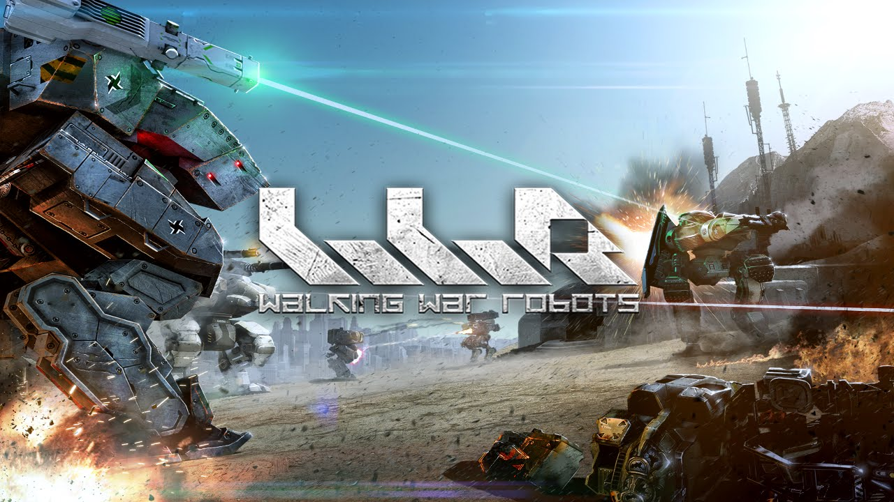 Image Result For Walking War Robots A