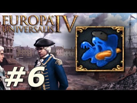 Europa Universalis IV: Rule Britannia | Big Blue Blob - Part 6