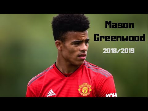 Mason Greenwood – 23 Goals – Season Highlights 2018/2019 – Part 1