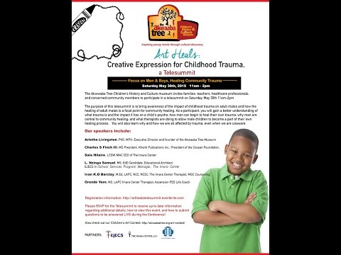 Art Heals: Creative Expression for Childhood Trauma