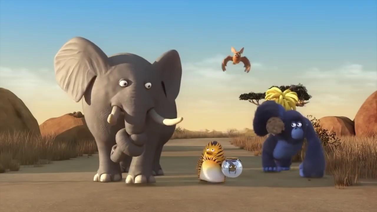 Download Les As de la Jungle   Le Rocher De La Peur Saison 1 episode 1 [FR]