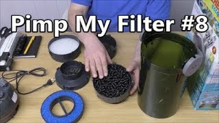 Pimp My Filter #8 - Eheim Ecco Pro 300 Canister Filter