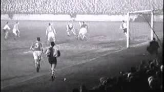 1957 Man.United 3 Athletic Club 0