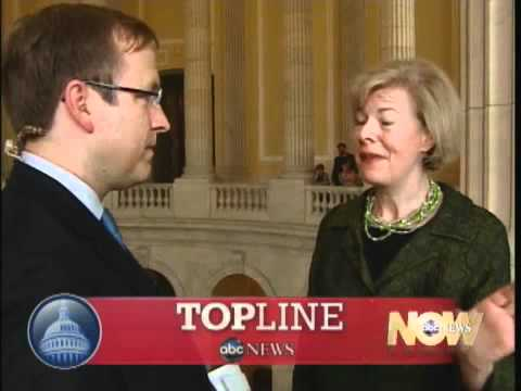 Tammy Baldwin on Wisconsin Budget Protests: