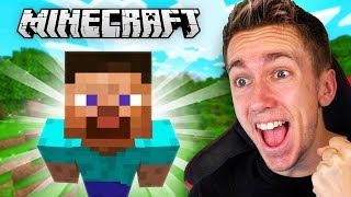 I Played Minecraft For The First Time!