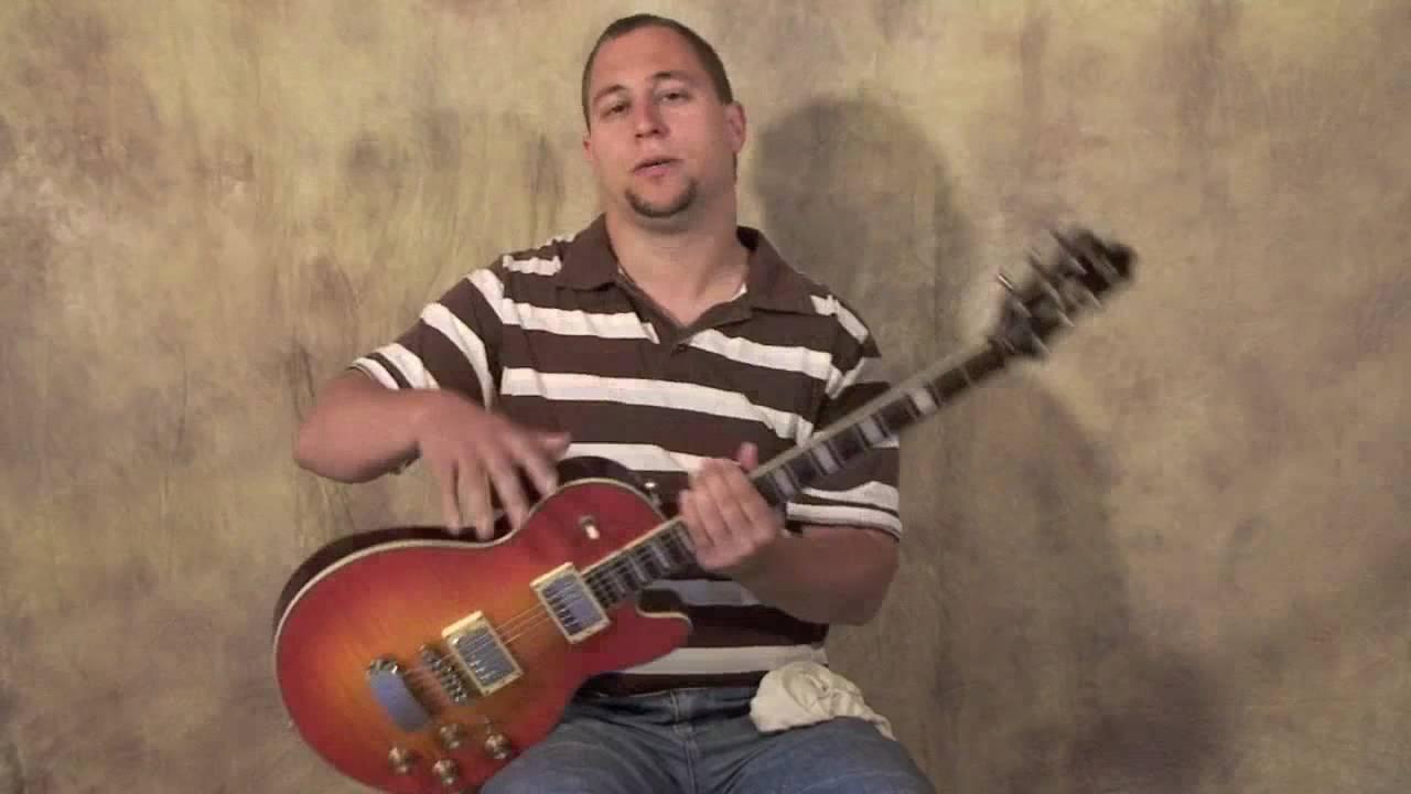 Guitar Care & Maintenance Tips