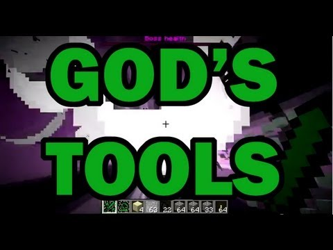 minecraft-god's-tools-mod-review-(the-most-overpowered-tool-mod-ever!)