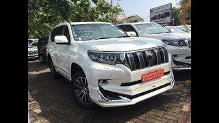 видео Toyota Land Cruiser Prado 2018