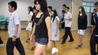 SEKSS(WK) Latin Dance Part 1