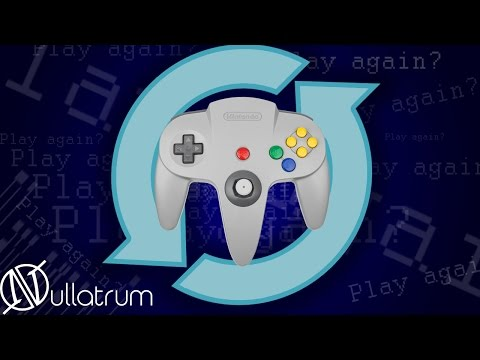 Why do We Replay Video Games?   Nullatrum