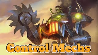 [Legend] Control Mech Paladin The Boomsday Project | Hearthstone Guide How To Play