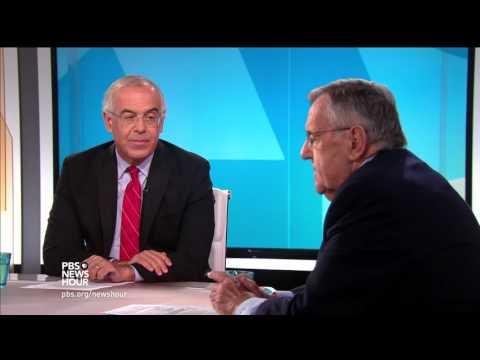 Shields and Brooks on Trump's GOP pushback, Russia probe grand jury