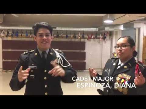 A day in the life as a JROTC student!!!