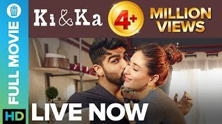 Ki & Ka | Full Movie LIVE on Eros Now | Arjun Kapoor & Kareena Kapoor Video