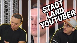 SASCHA wird VERHAFTET weil... | Stadt Land Youtuber
