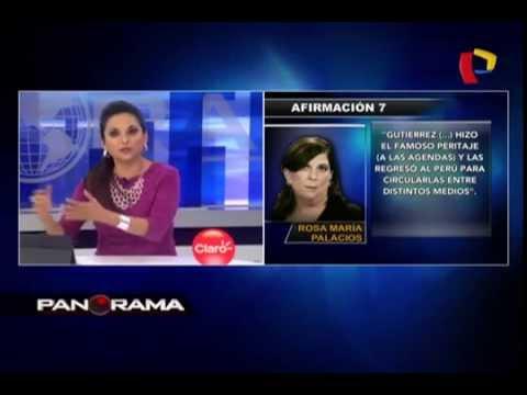 Post  VIDEO  Así respondió Rossana Cueva a Rosa María Palacios sobre investigación de Panorama cut c