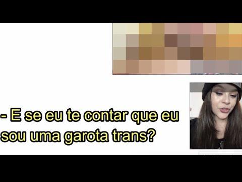 Chatroulette trans