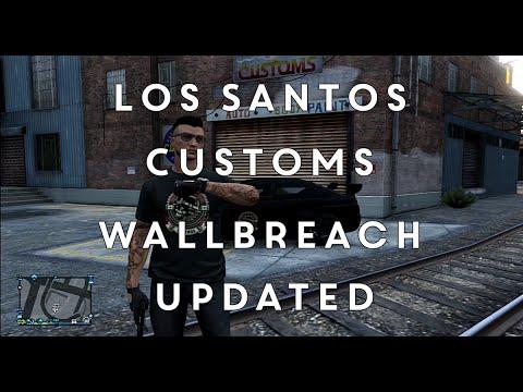 how to buy los santos customs