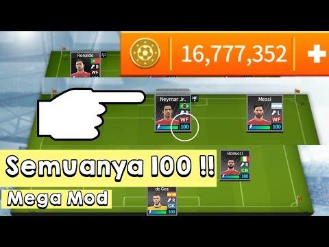 Cara Mod & Unlock Semua Pemain Dream League Soccer 2018 - Bahasa Indonesia