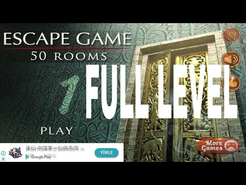 Escape Game 50 Rooms 1 Walkthrough